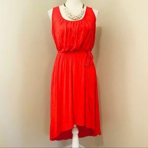 Ann Taylor Hi Low Dress